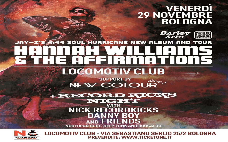 NEW COLOUR @ LOCOMOTIVE CLUB